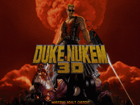 Duke Nukem 3D shareware