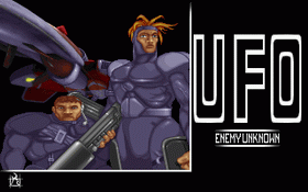 UFO - Enemy Unknown (AKA X-COM - UFO Defense)