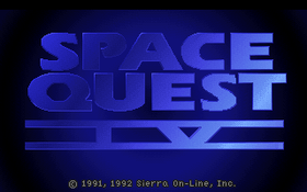 Space Quest IV: Time Rippers