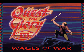 Quest for Glory 3