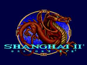 Shangai Mahjong II - Dragon's Eye